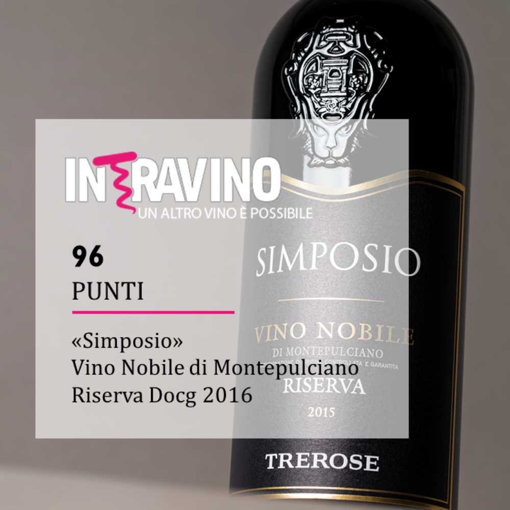 For Intravino, our Simposio 2016 is the best Vino Nobile Riserva of the Montepulciano preview